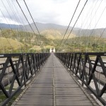 Old bridge in Santa Fe de Antioquia
